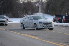 2020 Cadillac CT4 Premium Luxury - Exterior - Spy Shots - February 2014 003