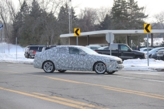 2020 Cadillac CT4 Premium Luxury - Exterior - Spy Shots - February 2014 008