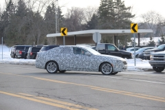 2020 Cadillac CT4 Premium Luxury - Exterior - Spy Shots - February 2014 009