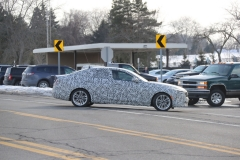 2020 Cadillac CT4 Premium Luxury - Exterior - Spy Shots - February 2014 010