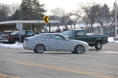 2020 Cadillac CT4 Premium Luxury - Exterior - Spy Shots - February 2014 011
