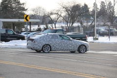 2020 Cadillac CT4 Premium Luxury - Exterior - Spy Shots - February 2014 012