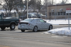 2020 Cadillac CT4 Premium Luxury - Exterior - Spy Shots - February 2014 014