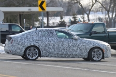 2020 Cadillac CT4 Premium Luxury - Exterior - Spy Shots - February 2014 019