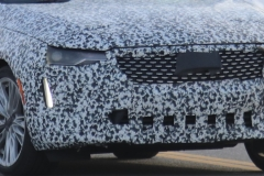 2020 Cadillac CT4 Premium Luxury - Exterior - Spy Shots - February 2014 021