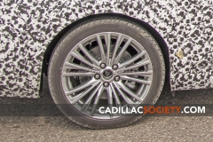 2020 Cadillac CT4 Premium Luxury Spy Shots - Exterior - August 2018 008
