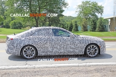 2020 Cadillac CT4 Sedan Spy Pictures - Exterior - August 2018 008