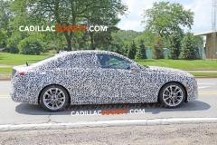 2020 Cadillac CT4 Sedan Spy Pictures - Exterior - August 2018 008