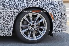 2020 Cadillac CT4 Sedan Spy Pictures - Exterior - August 2018 014 - wheel focus
