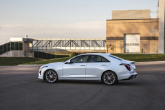 2020-Cadillac-CT4-Sport-Exterior-007-side-profile