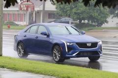 2020 Cadillac CT4 Sport Exterior - June 2019 00001