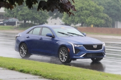 2020 Cadillac CT4 Sport Exterior - June 2019 00002