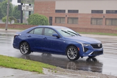 2020 Cadillac CT4 Sport Exterior - June 2019 00004
