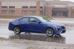 2020 Cadillac CT4 Sport Exterior - June 2019 00005