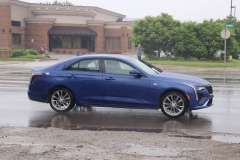 2020 Cadillac CT4 Sport Exterior - June 2019 00006