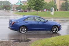2020 Cadillac CT4 Sport Exterior - June 2019 00007