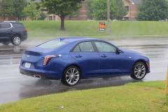 2020 Cadillac CT4 Sport Exterior - June 2019 00008