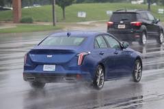 2020 Cadillac CT4 Sport Exterior - June 2019 00009