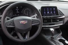 2020-Cadillac-CT4-Sport-Interior-002-cockpit-with-steering-wheel