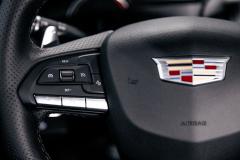 2020-Cadillac-CT4-Sport-Sedan-Interior-005-cruise-control-steering-wheel