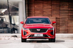 2020-Cadillac-CT4-Sport-Sedan-Red-Obsession-Tintcoat-Exterior-007-front-end