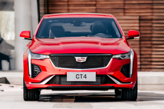 2020-Cadillac-CT4-Sport-Sedan-Red-Obsession-Tintcoat-Exterior-008-front-end