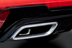 2020-Cadillac-CT4-Sport-Sedan-Red-Obsession-Tintcoat-Exterior-026-exhaust-tip