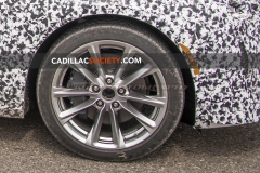 2020 Cadillac CT4 Sport Spy Shots - Exterior - August 2018 006
