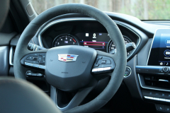 2020-Cadillac-CT5-V-CS-Garage-Jet-Black-interior-with-Jet-Black-accents-Interior-003-steering-wheel-gauge-cluster