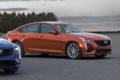 2020 Cadillac CT5-V Exterior 000