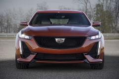 2020 Cadillac CT5-V Exterior 005 front end