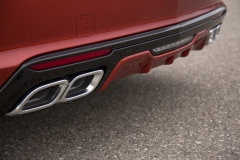 2020 Cadillac CT5-V Exterior 008 exhaust tips