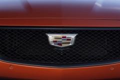 2020 Cadillac CT5-V Exterior 012 Cadillac logo