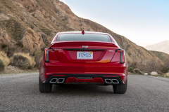 2020-Cadillac-CT5-V-First-Drive-Exterior-005-Rear-End