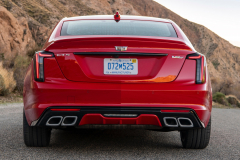 2020-Cadillac-CT5-V-First-Drive-Exterior-006-Rear-End