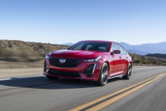 2020-Cadillac-CT5-V-First-Drive-Exterior-009-Front-Three-Quarters