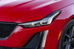 2020-Cadillac-CT5-V-First-Drive-Exterior-012-Headlamp