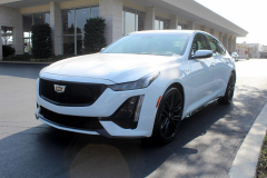 2020-Cadillac-CT5-V-Summit-White-20-inch-Gloss-Black-Wheels-SSJ-Exterior-001