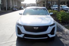 2020-Cadillac-CT5-V-Summit-White-20-inch-Gloss-Black-Wheels-SSJ-Exterior-002