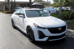2020-Cadillac-CT5-V-Summit-White-20-inch-Gloss-Black-Wheels-SSJ-Exterior-003