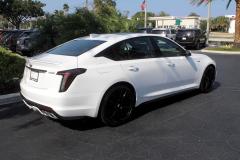 2020-Cadillac-CT5-V-Summit-White-20-inch-Gloss-Black-Wheels-SSJ-Exterior-005