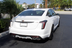 2020-Cadillac-CT5-V-Summit-White-20-inch-Gloss-Black-Wheels-SSJ-Exterior-006