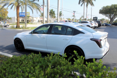 2020-Cadillac-CT5-V-Summit-White-20-inch-Gloss-Black-Wheels-SSJ-Exterior-009