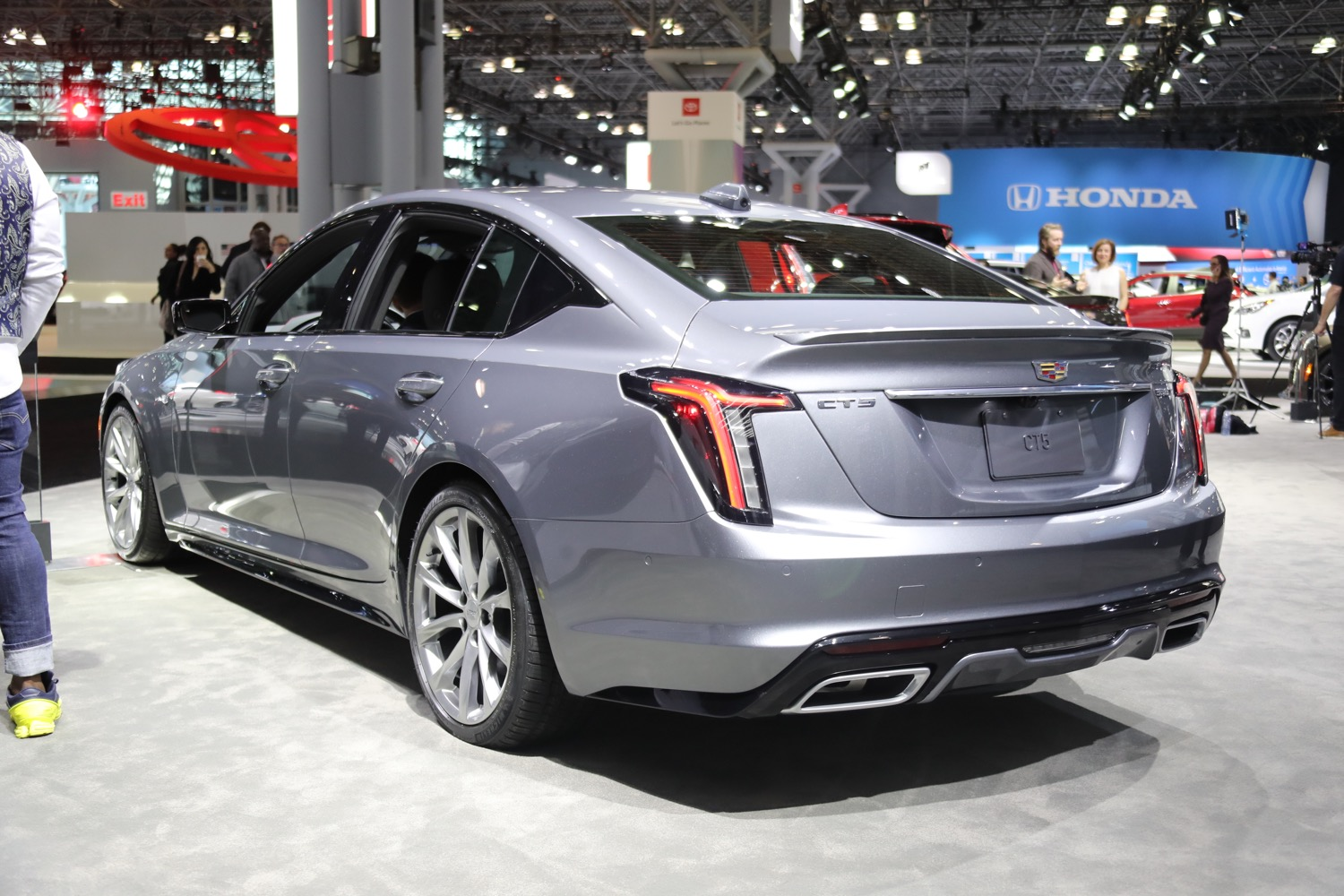 2020 cadillac ct5 pictures, photos, images, spy shots