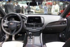 2019 Cadillac CT5 Sport - 2019 New York International Auto Show - Interior 002 - cockpit