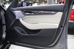 2019 Cadillac CT5 Sport - 2019 New York International Auto Show - Interior 007 - passenger door panel