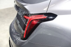 2020 Cadillac CT5 350T Sport - 2019 New York Internation Auto Show Live - Exterior 018 tail light