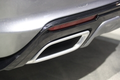 2020 Cadillac CT5 350T Sport - 2019 New York Internation Auto Show Live - Exterior 025 exhaust outlet