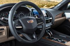 2020-Cadillac-CT5-550T-Premium-Luxury-Media-Drive-Interior-002-steering-wheel