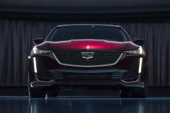 2020 Cadillac CT5 Premium Luxury Exterior 001